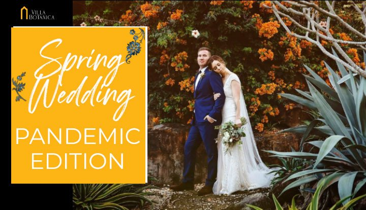 Spring Wedding Inspiration: Pandemic Edition